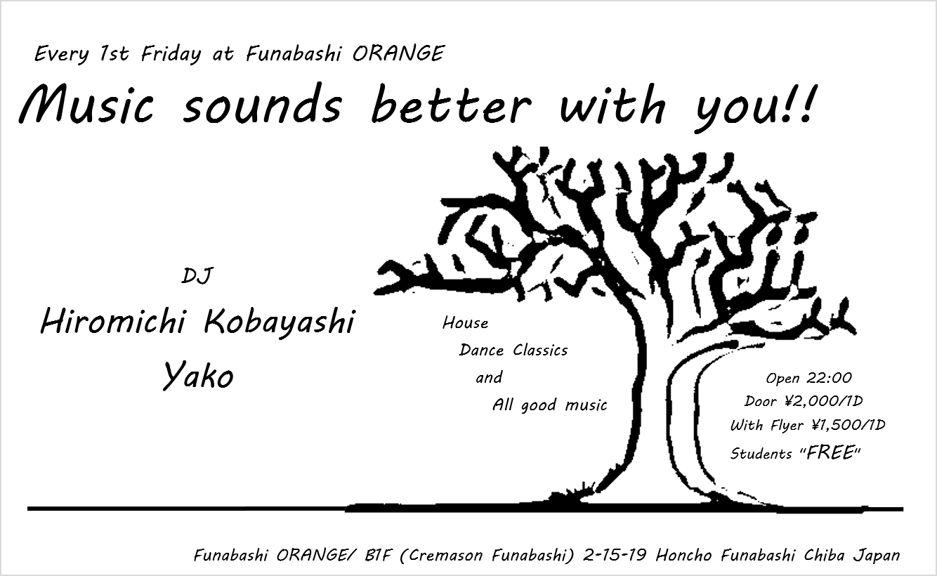 MUSIC SOUNDS BETTER WITH YOU!